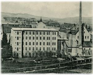 Továrna mastných